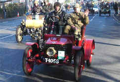 1904 Wolseley Two-seater