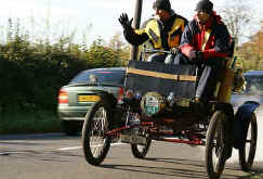1901 Locomobile