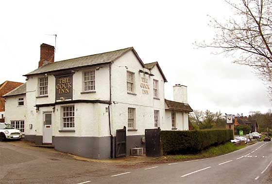 The Cock Inn, Headley