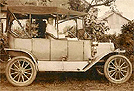 1914 Ford Model T 3 Door Touring