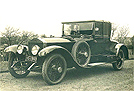 1920 Rolls Royce Silver Ghost with a  Barker Collapsible Coupe Body