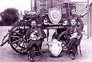 cca1890 Shand Mason Steam Fire Pump