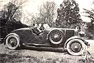 1927 Talbot 14'45 Special