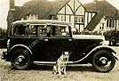 1933 Lanchester 10 Saloon