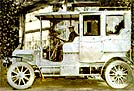 1906 White Model F Steamer Limousine