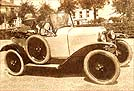 1921 Citroen 5HP Two Seat Tourer