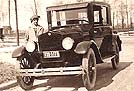1924 Essex Two-door Coach