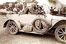 Unknown cca WW1 Touring Car