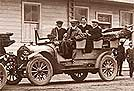 1906 Wolseley Siddley Charabanc
