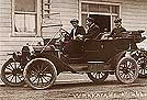 c1910 Ford Model T Touring
