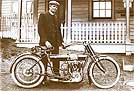 1909 ROC 5'6HP Motorcycle