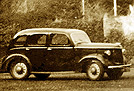 1938 Ford Prefect E93A Saloon