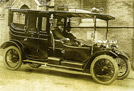 1907 Lanchester 28HP Limousine