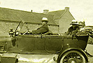 1912 Humber Tourer possibly 28HP