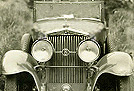 1928 Horch 8 Type 305 Cabriolet