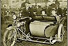 Unknown Two-Seater Sidecar Taxi