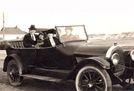 1918 Oldsmobile Model 45A Touri