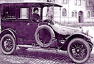 Possibly c1912 Opel Limousine