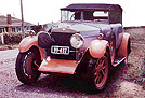 Probably c1928 FIAT 519 Torpedo
