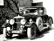 Abner Doble's 1925 Doble E24 Coupe Steamer