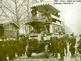1905 Brille-Schneider; Paris bus tender winner