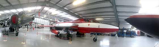 Gatwick Aviation Museum