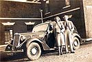 1936 Standard Flying 12 Saloon