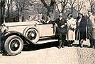 1929 Hupmobile Series M Touring