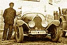 c1927 Bugatti type 40 Grand Sport Tourer