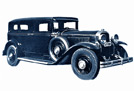 1930'1 Buick Series 90 Limousine